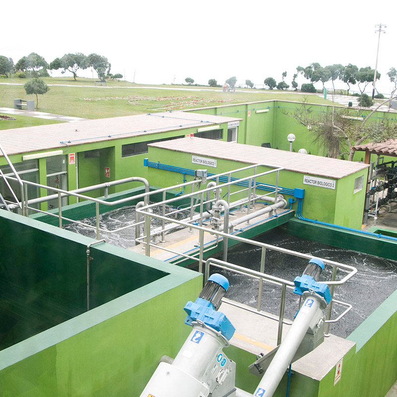 Treatment of Urban Wastewater