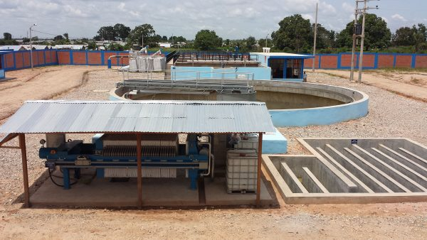 Wastewater Treatment Plants – Pucallpa